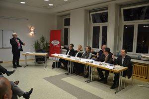 Die Kandidaten nehmen Stellung zu den Forderungen des Runden Tisches