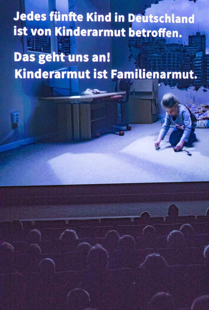Screen aus dem Kinospot der Filmhochschule Offenburg